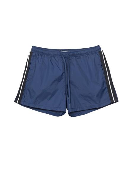 Pantalón de chandal Gianni Kavanagh azul con rallas diagonales