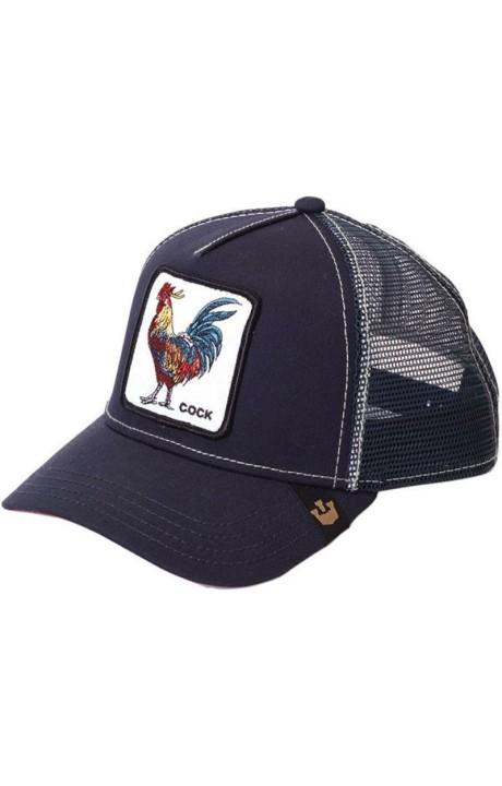 Cap, Goorin Bros Cock Cock Navy Blue