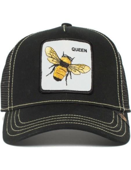 Gorra Goorin Bros Abeja Queen Negro