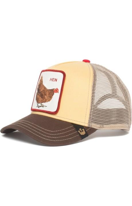 Cap, Goorin Bros Hen Hen Yellow