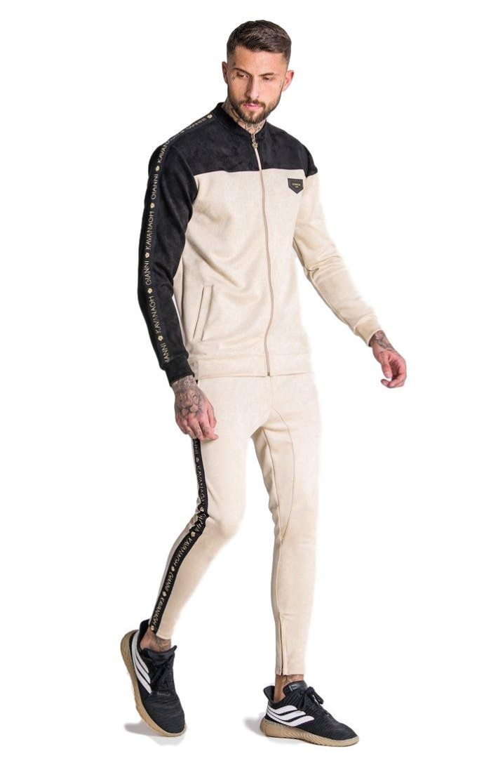 Pantalón Vaquero Gianni Kavanagh Destroyed blanco