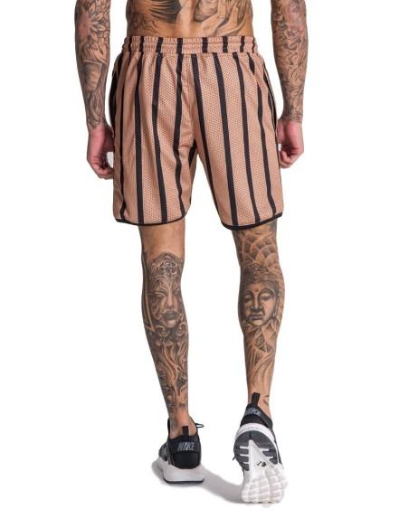 Pantalones Cortos Gianni Kavanagh Oro y Negro