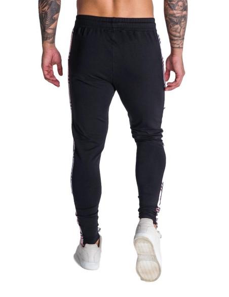 Pantalón Gianni Kavanagh Negro del Tartan Britanico
