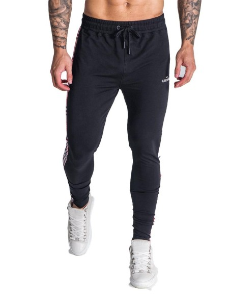 Pants SikSilk training for athletes Tech - Bordeaux