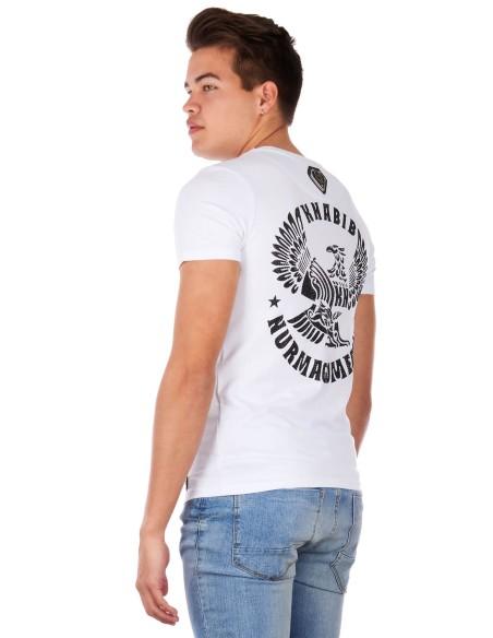 Camiseta Drich Legeng Khabib Blanca