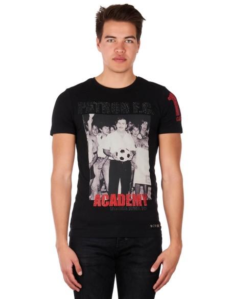 Camiseta Drich Patron FC Negra
