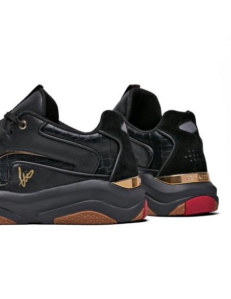 Chaussures De Course Loyalti Allégeance Croc Runner Noir