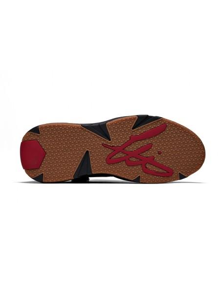 Zapatillas Loyalti Allegiance Croc Runner Negras