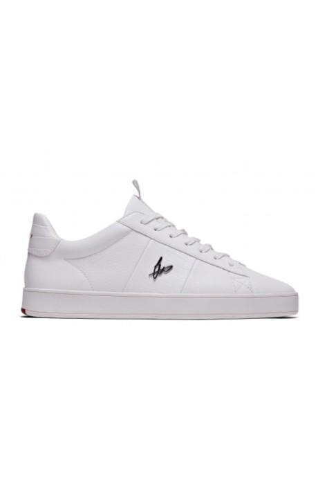 Running Shoes Loyalti Legit Reptile Trainer White