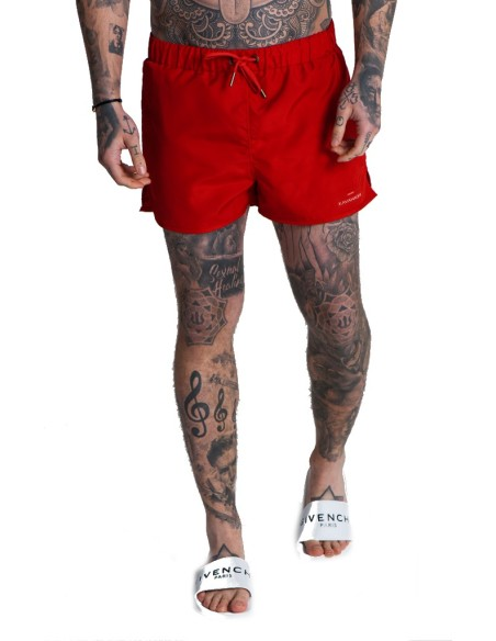 Shorts Bathing Gianni Kavanagh Red