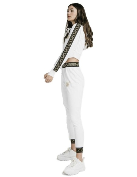 Pantalón SikSilk Athena Agility Blanco