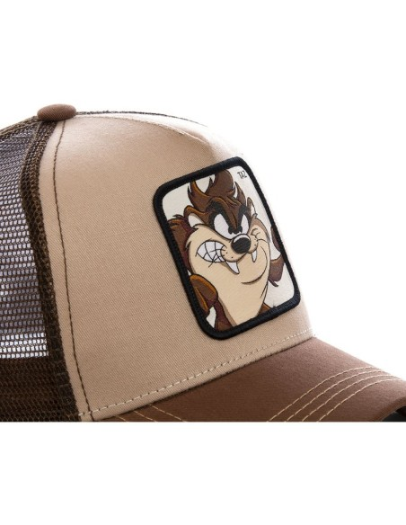 Cap Capslab Tasmanian Devil Brown
