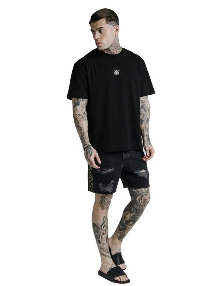 Sweatshirt with hood and zipper SikSilk Tech Athlete -