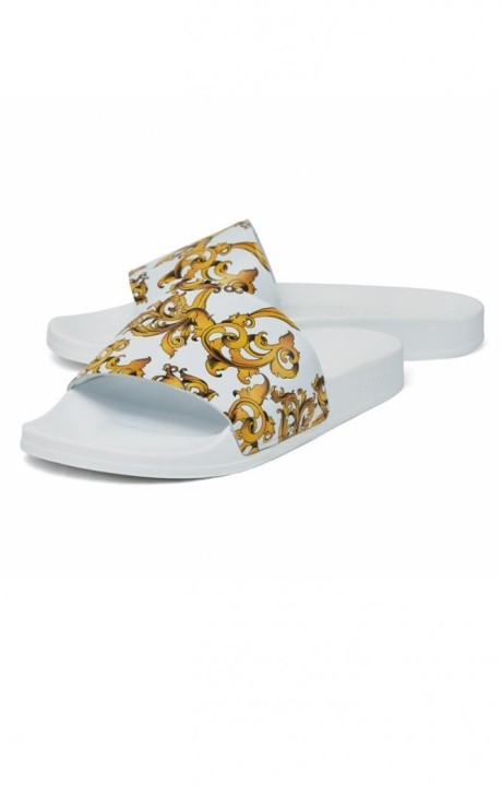 Chanclas SikSilk Venetian Slides Blanco