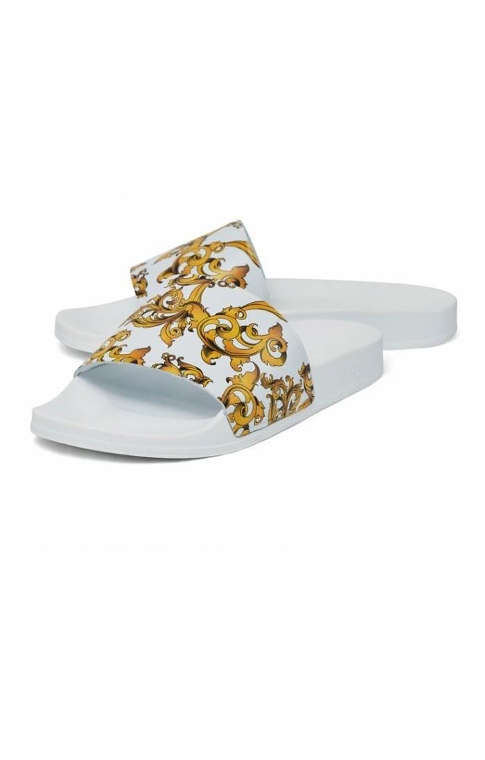 Chanclas SikSilk Venetian Slides Blanco