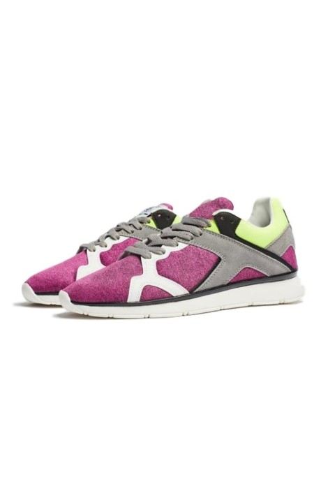 Running Shoes SikSilk Zonal Runner Purple