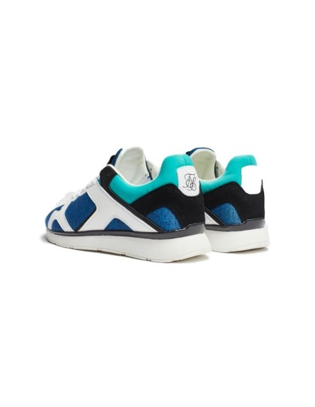 Zapatillas SikSilk Zonal Runner Azul