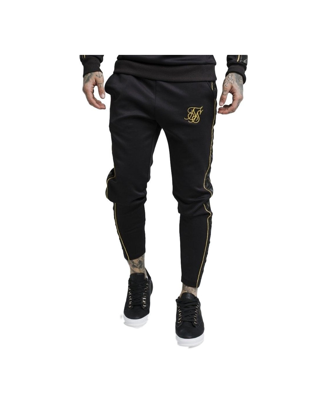 Jeans Gianni Kavanagh Abrasions Grey Scattered