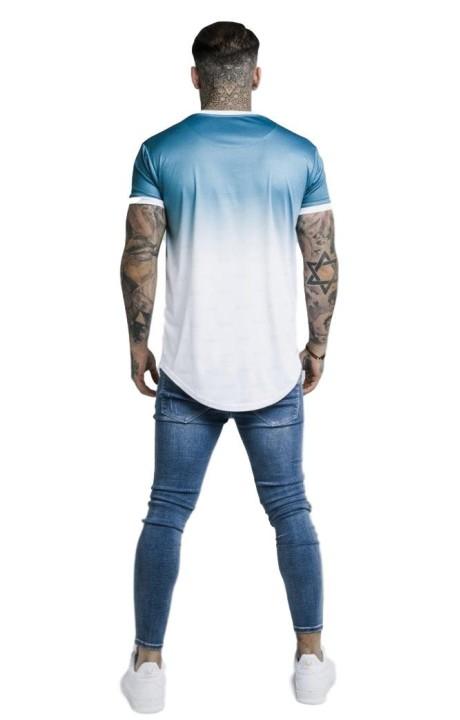 Sweat-shirt Antony Morato avec fermeture éclair Contrastante Noir