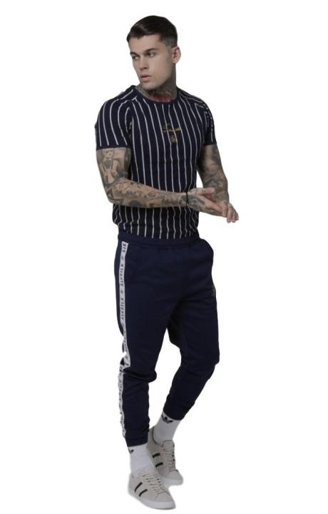 Pantalon Lee Coq Sportif Blanc Optique