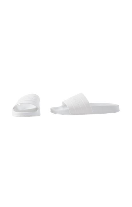 Flip flops Antony Morato White with Rubber logo