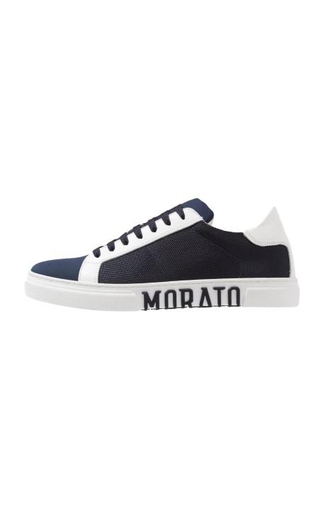 Chaussures De Course Antony Morato Logomania Bleu Marine