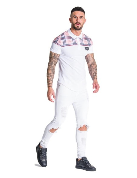 Jeans SikSilk Burst Twisted Skinny Midstone