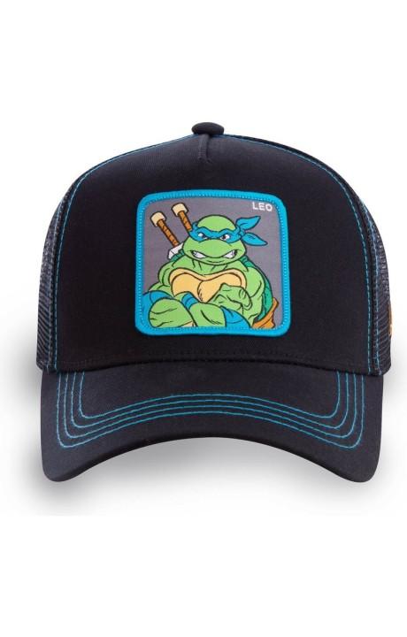 Cap Capslab Leo Ninja Turtles Blue/Black