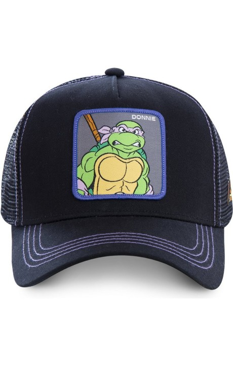 Cap Capslab Donnie Ninja Turtles Purple/Black