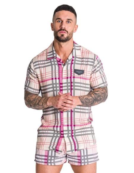 Camisa Gianni Kavanagh de Tartan Britanico