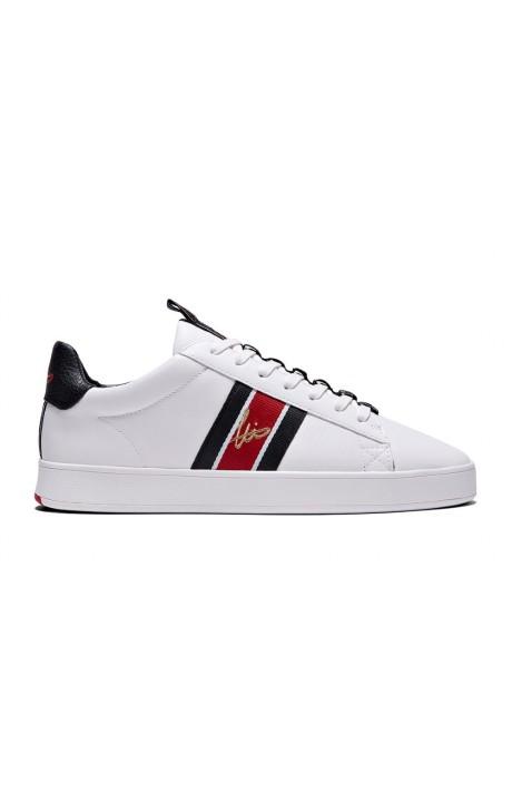 Running Shoes Loyalti Legit Webbing Trainer White