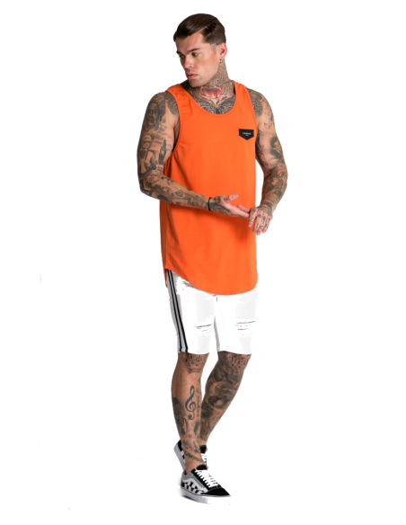 Camiseta Gianni Kavanagh Colección Orange Vest Core.