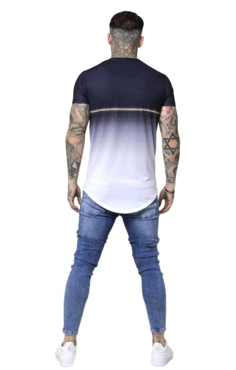 Sweat-Shirt SikSilk Zonal Généraux Gris