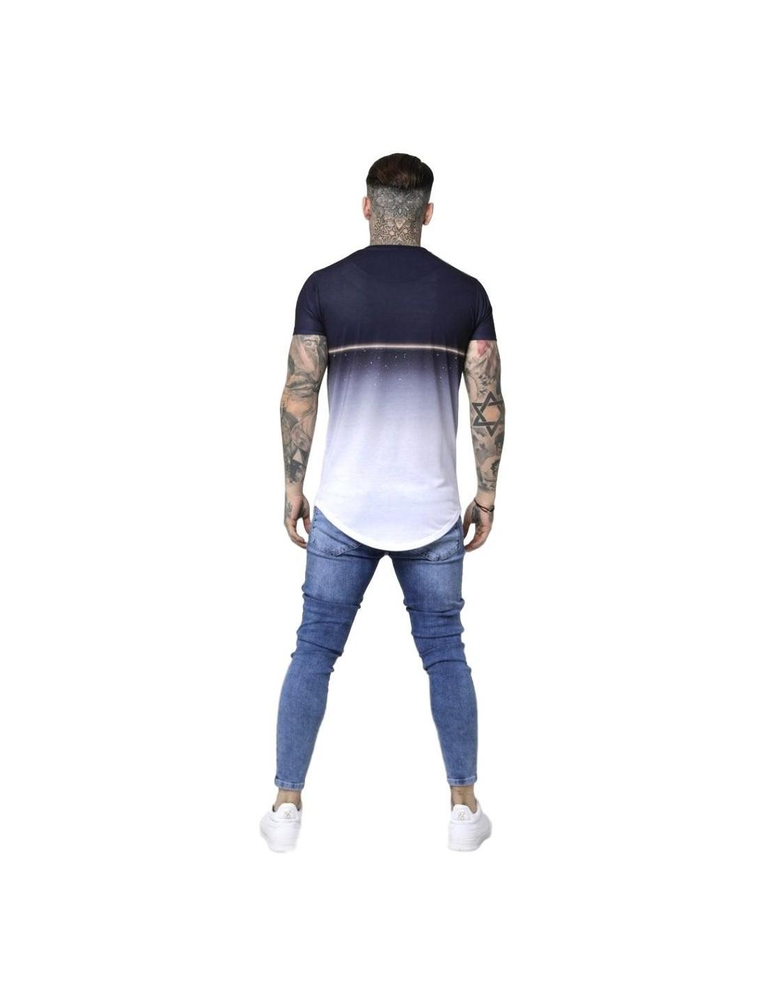 Sweatshirt SikSilk Zonal Overhead Gray