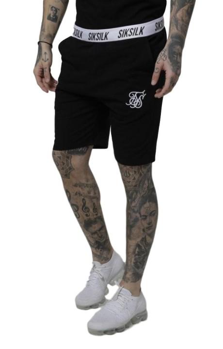 Pantalon SikSilk Standar Negro