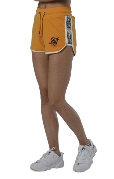 Pantalon Corto SikSilk Runner Amarillo