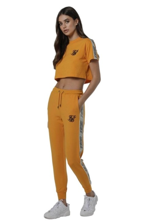 Pantalon SikSilk Athena Negro