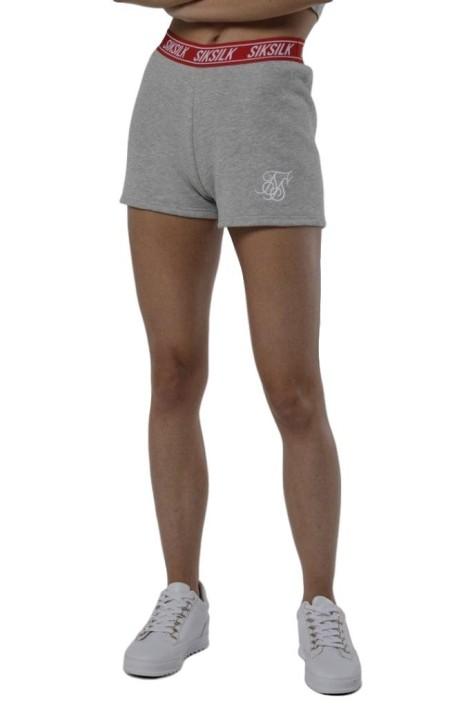 Pant Short SikSilk Gym Gray