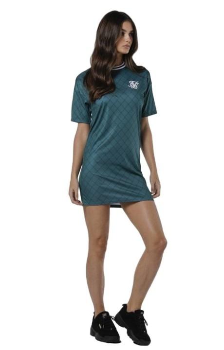 T-Shirt Antony Morato Bleu Nuit Des Sports De La Plaque