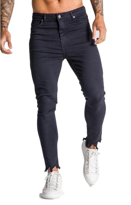 Jeans Gianni Kavanagh negro firma GK