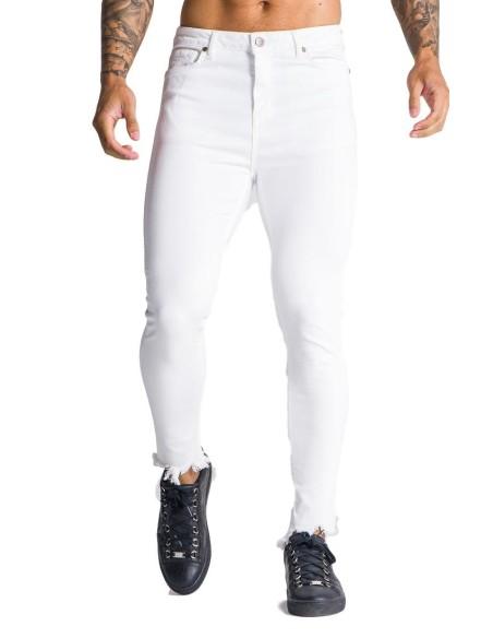 Jeans Gianni Kavanagh white signature GK