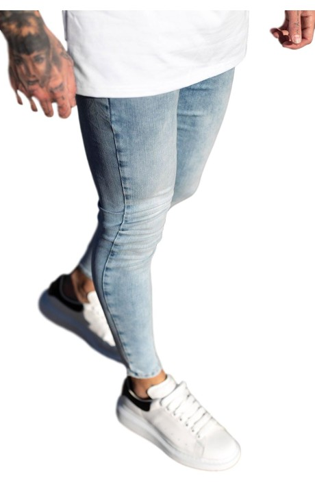 Jeans Sinners Super Spray Light Blue