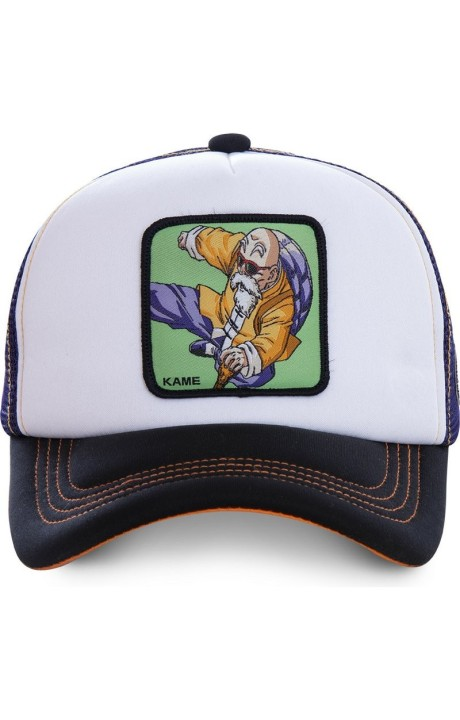 Cap Capslab Kama Dragon Ball White,Blue and Black
