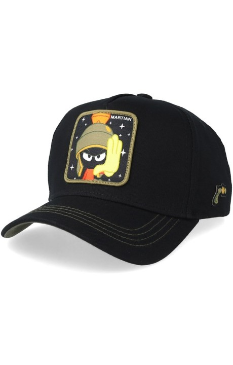 Cap Capslab Martian Looney Tunes Black