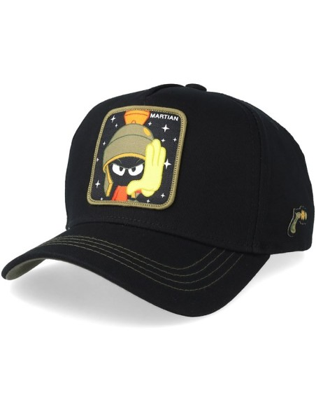 Cap Capslab Martian Looney Tunes Black