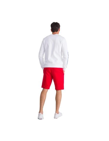 Pantalon De SikSilk Bouffant Runner Rouge