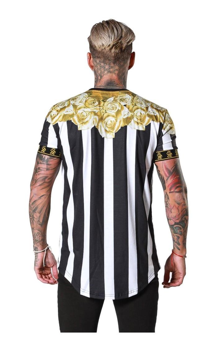 valor fabuloso descuento especial buscar original Camiseta SikSilk Grabada con Jeremy Vine Azul marino