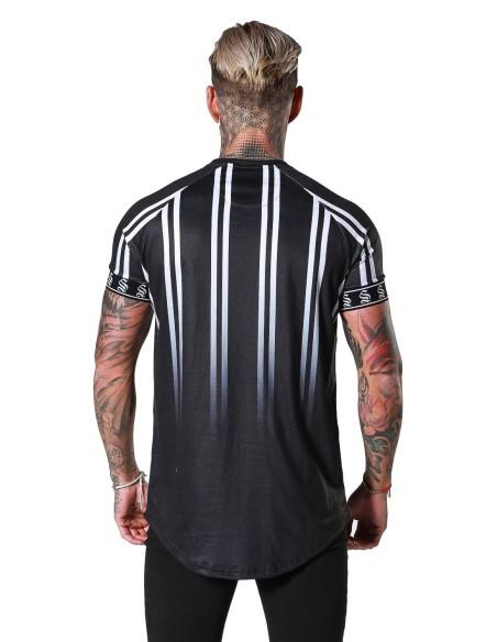 Camisa SikSilk Black Lion Resort Negro
