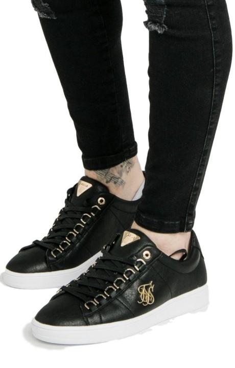Zapatillas SikSilk Prestige Negro y Oro