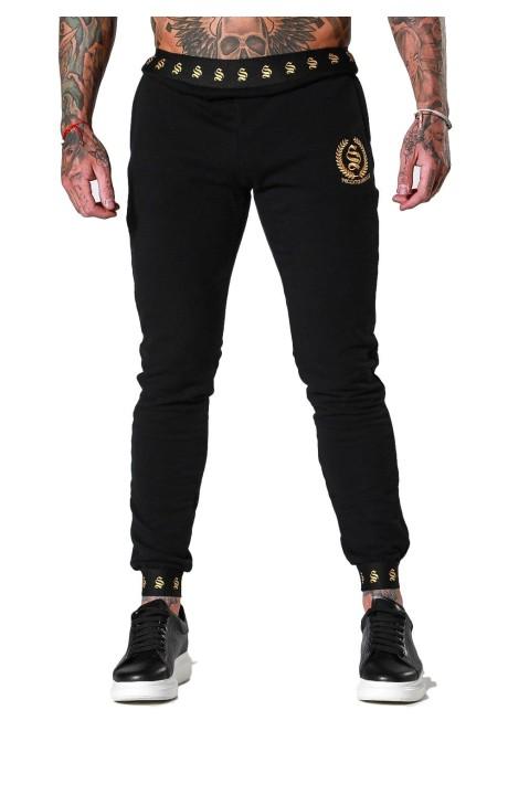 Pantalon Sinners de cresta negra